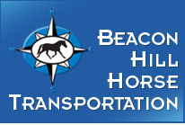 Beacon Hill Horse Transportation Logo